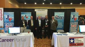 TCC Booth Photo