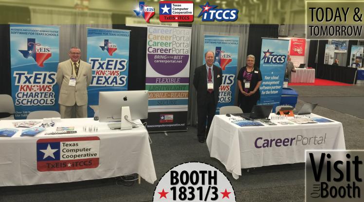 TASA/TASB TCC Booth Image