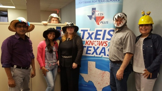 TxEIS Image (Crazy Hat Day)