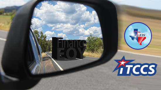 car side mirror road finance eoy txeis